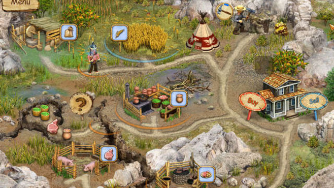 Pioneer Lands Screenshot 4