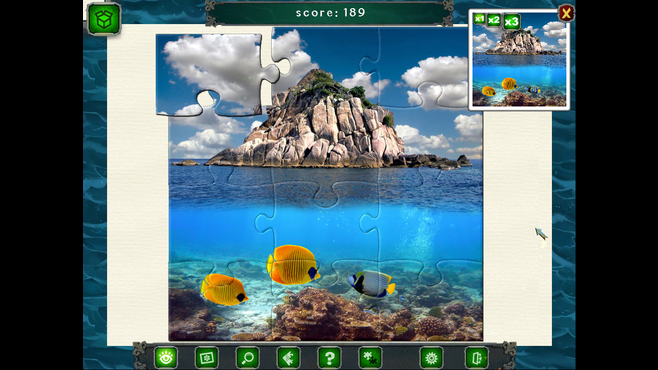 Pirate Jigsaw Screenshot 1