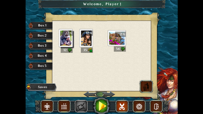Pirate Jigsaw Screenshot 4