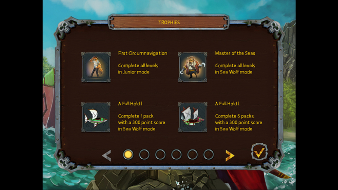 Pirate's Solitaire 2 Screenshot 6