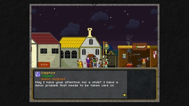 Pixel Heroes - Byte & Magic Screenshot 5