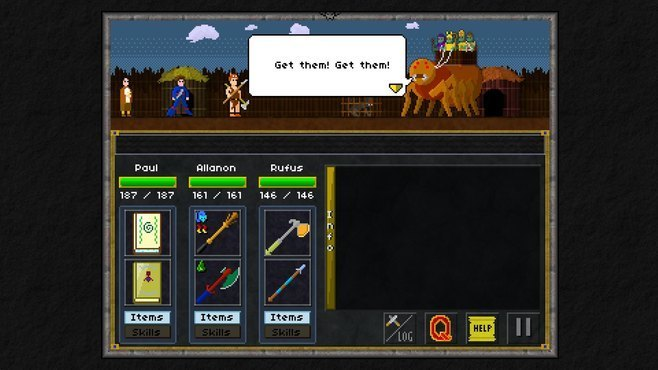 Pixel Heroes - Byte & Magic Screenshot 11