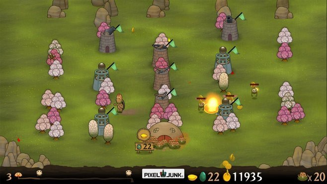 PixelJunk Monsters Screenshot 5