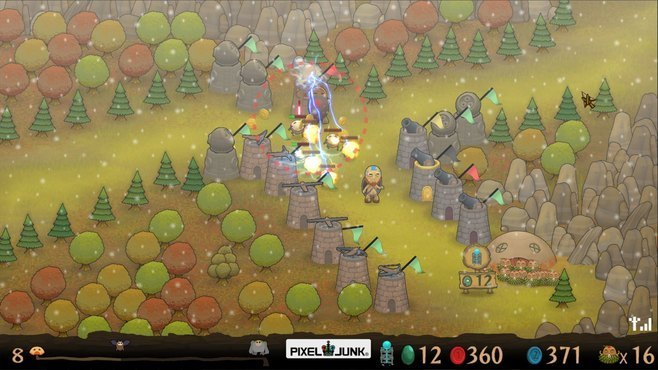 PixelJunk Monsters Screenshot 6