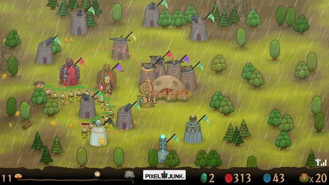 PixelJunk Monsters Screenshot 8