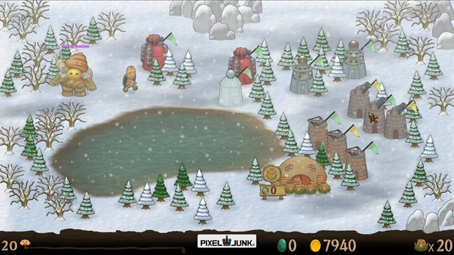 PixelJunk Monsters Screenshot 11