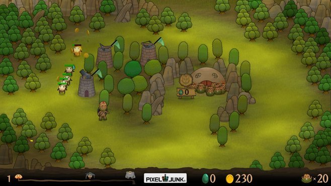 PixelJunk Monsters Screenshot 12