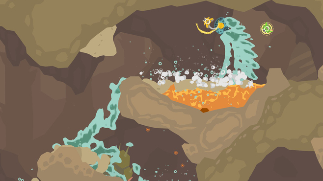 PixelJunk Shooter Screenshot 4