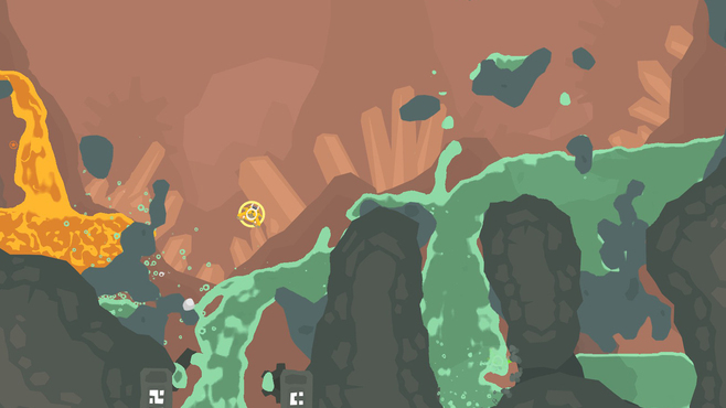 PixelJunk Shooter Screenshot 6