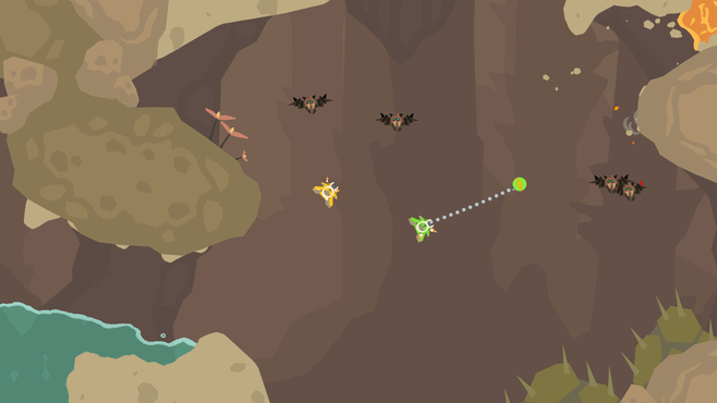 PixelJunk Shooter Screenshot 8