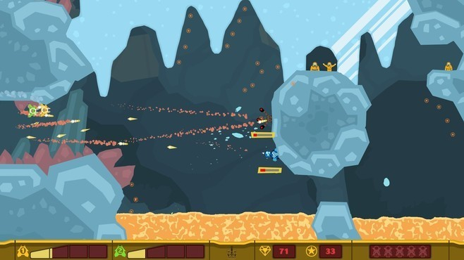 PixelJunk Shooter Screenshot 9