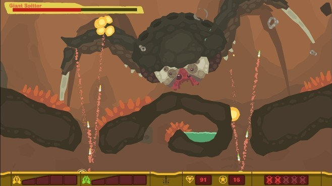 PixelJunk Shooter Screenshot 11