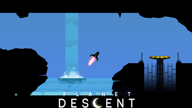 Planet Descent Screenshot 3