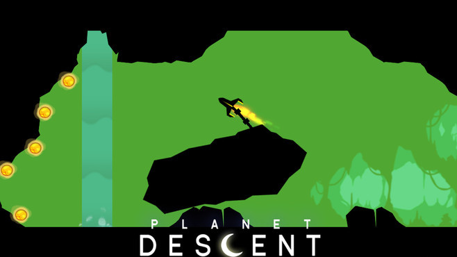 Planet Descent Screenshot 5