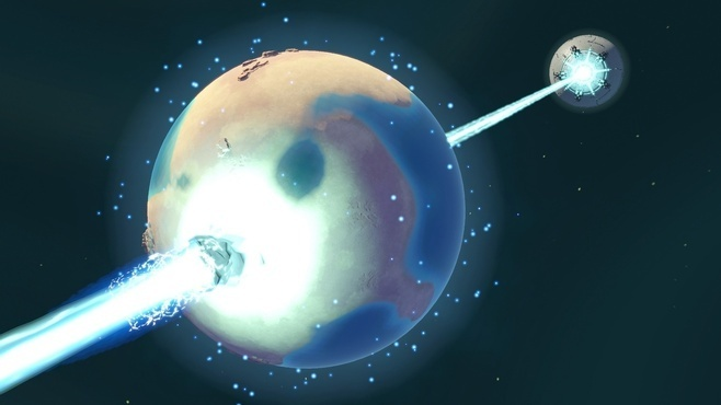 Planetary Annihilation Screenshot 2