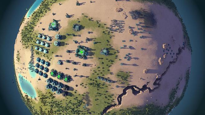 Planetary Annihilation Screenshot 3