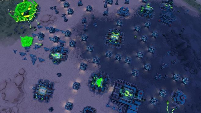 Planetary Annihilation Screenshot 5
