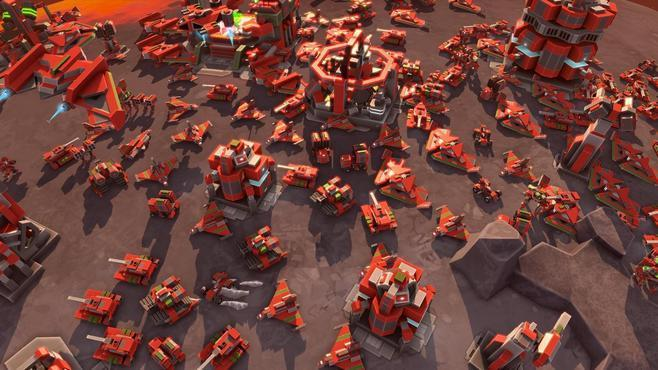 Planetary Annihilation Screenshot 6