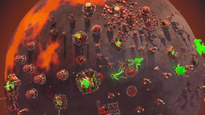Planetary Annihilation Screenshot 7