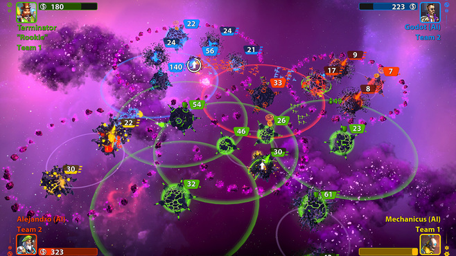 Planets under Attack Screenshot 7