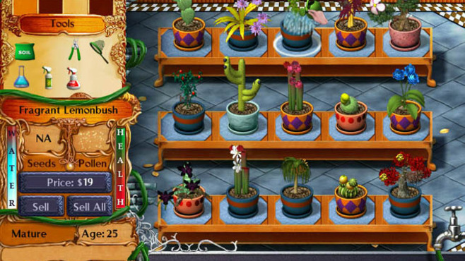 Plant Tycoon Screenshot 1