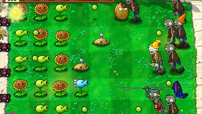 Plants vs. Zombies Game Of The Year Edition Screenshot 1