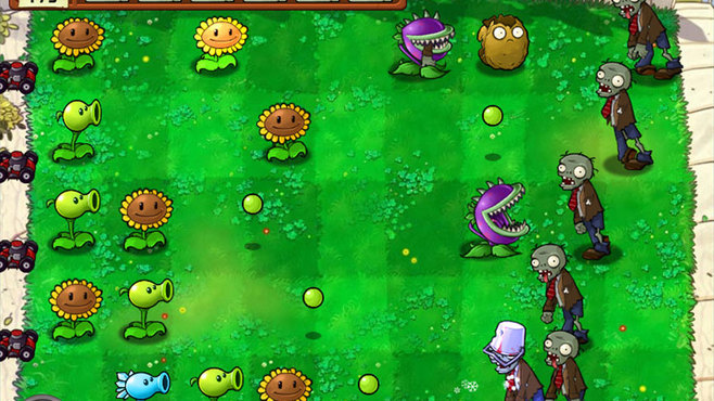 Plants vs. Zombies Game Of The Year Edition Screenshot 3