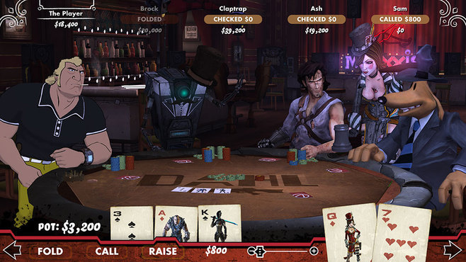 Poker Night 2 Screenshot 7