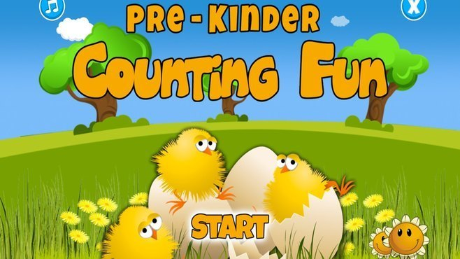 Pre Kinder Counting Fun Screenshot 1