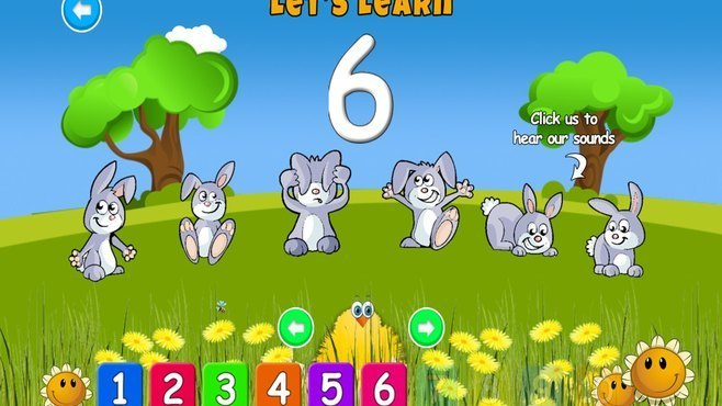 Pre Kinder Counting Fun Screenshot 3