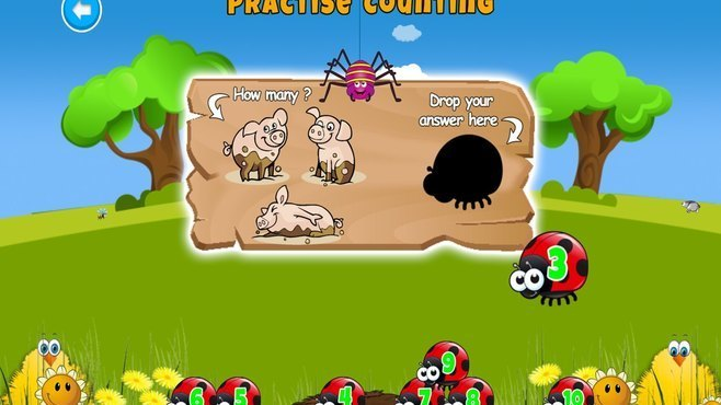 Pre Kinder Counting Fun Screenshot 4