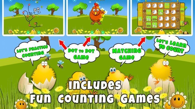 Pre Kinder Counting Fun Screenshot 5