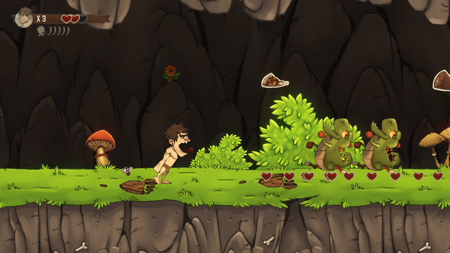Prehistorik Screenshot 2