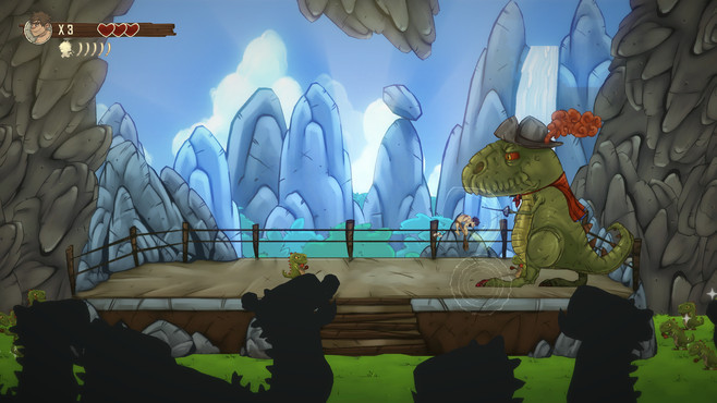Prehistorik Screenshot 4