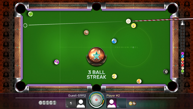 Premium Pool Arena Screenshot 3
