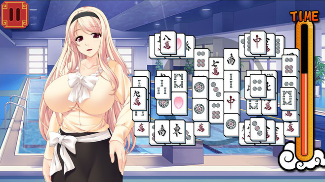 Pretty Girls Mahjong Solitaire Screenshot 4