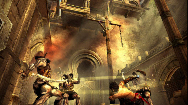 Prince of Persia The Two Thrones Screenshot 2