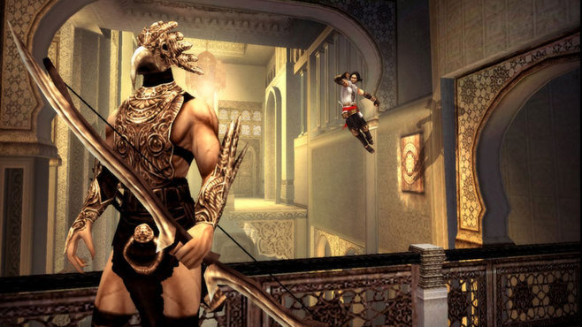 Prince of Persia The Two Thrones Screenshot 3