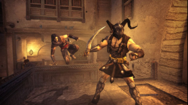 Prince of Persia The Two Thrones Screenshot 5