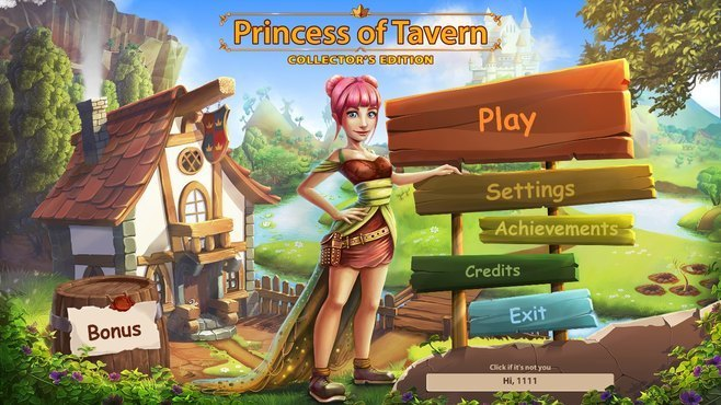Princess of Tavern Collector's Edition Screenshot 5