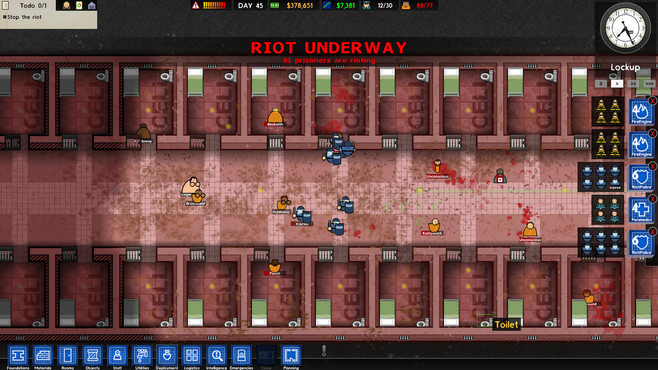 Prison Architect Screenshot 4