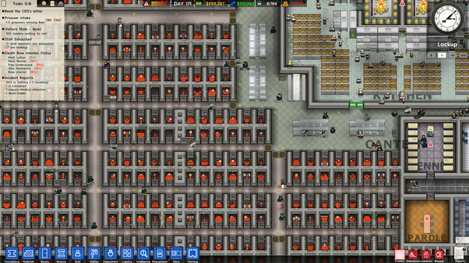 Prison Architect Screenshot 9