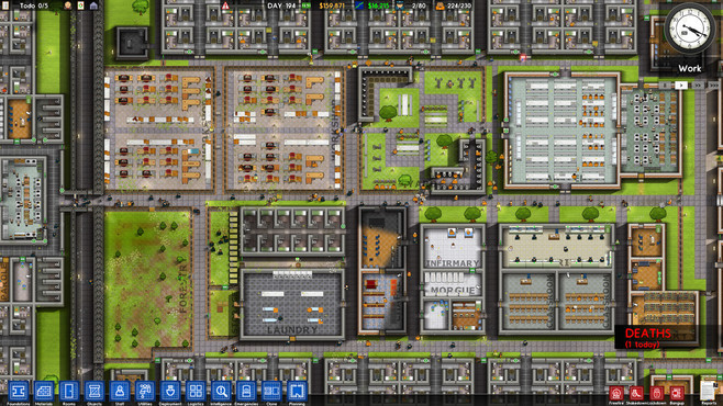 Prison Architect Screenshot 11