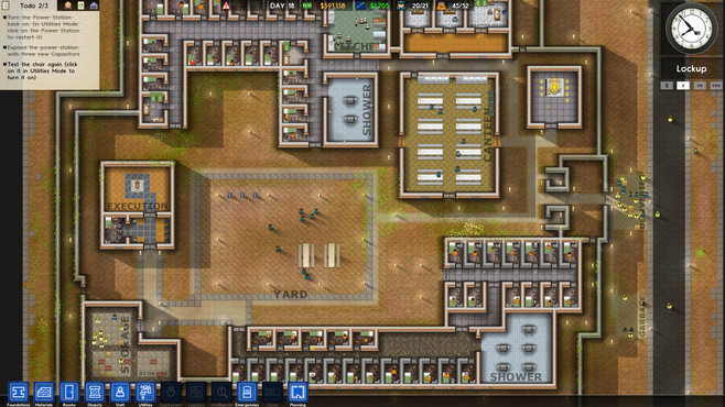Prison Architect Screenshot 12