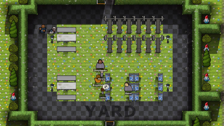 Prison Architect - Going Green Screenshot 1
