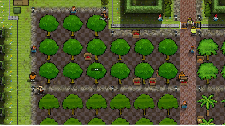 Prison Architect - Going Green Screenshot 2