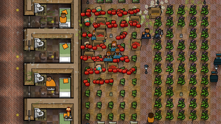 Prison Architect - Going Green Screenshot 5