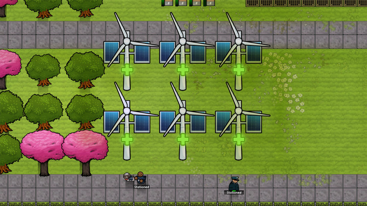Prison Architect - Going Green Screenshot 6