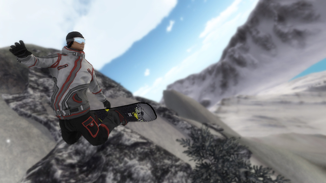 Pro Riders Snowboard Screenshot 1