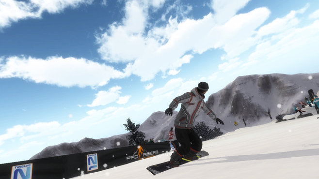 Pro Riders Snowboard Screenshot 3